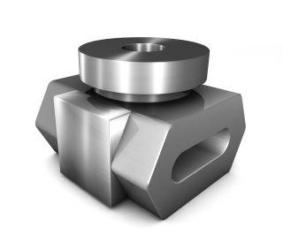 Forged steel Body valve