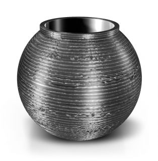 Forged steel Clad ball valve