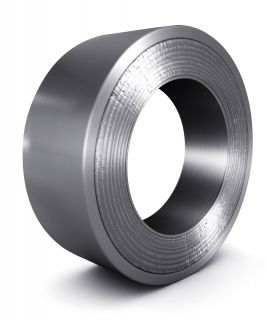 Forged steel Clad disc