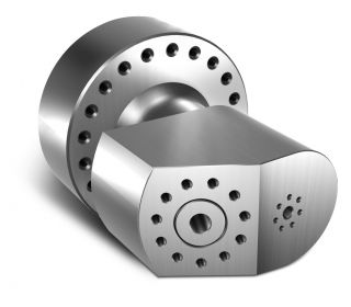 Forged steel 按比例