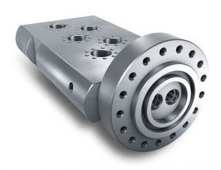 Forged steel 圣诞树