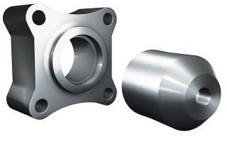 Forged steel Main cylinder