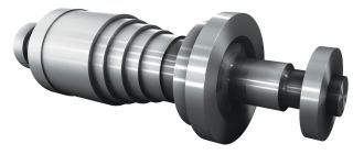 Forged steel Arbore rotor